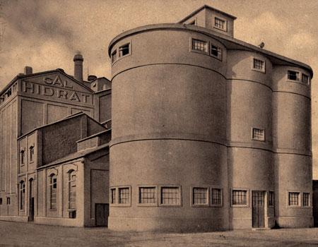 Cementos Avellaneda » Empresa » Historia » 1919-1930